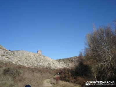 Parque Natural del Barranco Río Dulce;senderos comunidad valenciana senderismo euskadi